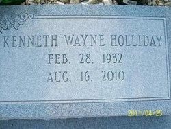 Kenneth Wayne Doc Holliday