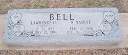Ruth Nadine <i>Bennett</i> Bell
