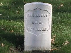 Pvt John H. Guess