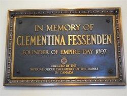 Clementina Tina <i>Trenholm</i> Fessenden