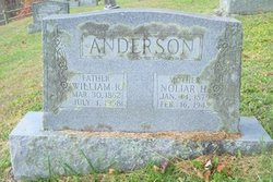 William R Anderson