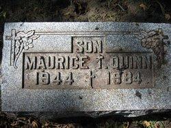 Maurice T Quinn