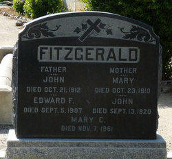 Mary C Fitzgerald