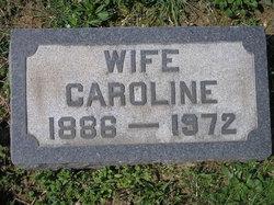 Caroline <i>Hamberg</i> Brandau