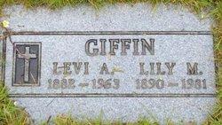 Levi Anthony Giffin