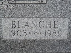 Blanche Deppe