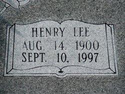 Henry Lee Deppe