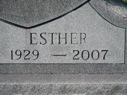 Esther Deppe