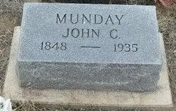 John Cameron Munday