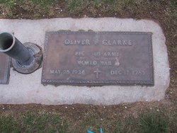 Oliver Frank Clarke