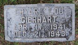 Chyara Lou Gierhart