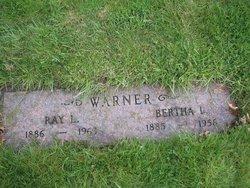 Bertha L Warner