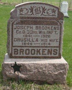 Drusilla Percilla <i>Bair</i> Brookens