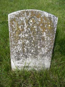 Pvt Charles H Hopkins