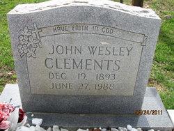 John Wesley Clements