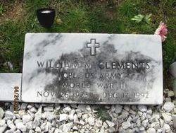 William M. Clements