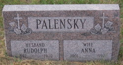Anna <i>Sedlacek</i> Palensky