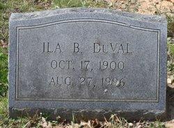 Ila B. DuVal