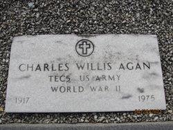 Charles Willis Agan