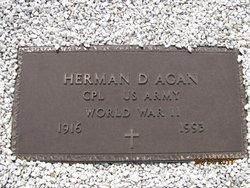 Herman Dellinger Agan