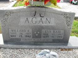 Eva Kate <i>Hyde</i> Agan