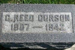 Clinton Reed Corson