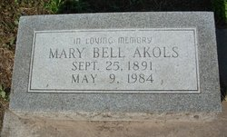 Mary Bell Akols