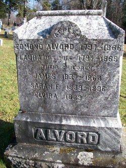 Laura A. <i>Blackman</i> Alvord