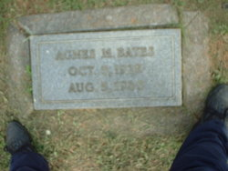 Agnes Mae Bates