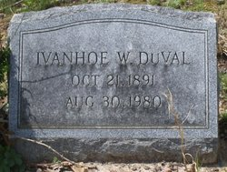 Ivanhoe W. DuVal