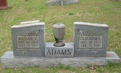 William L Adams