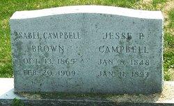 Jesse P Campbell