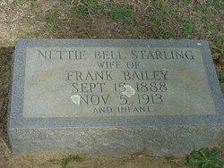Nettie Bell <i>Starling</i> Bailey