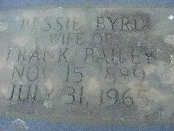 Bessie <i>Byrd</i> Bailey
