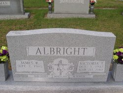 Victoria T Albright