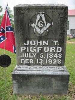 John Timothy Pigford