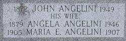 Angela <i>Bondini</i> Angelini