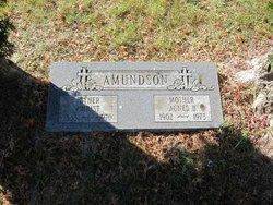 Agnes B <i>Nelson</i> Amundson