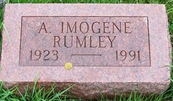 A. Imogene Rumley