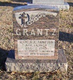Marcia F. <i>Hampton</i> Grantz