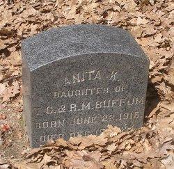 Anita K. Buffum