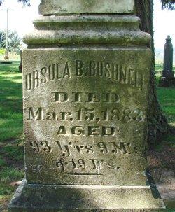 Ursula B <i>Pratt</i> Bushnell