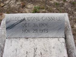 Aldina <i>Cone</i> Cassell