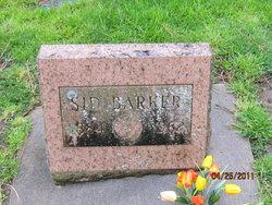 Albert Sidney Barker