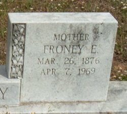 Froney E. Atchley