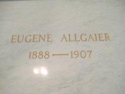 Eugene O Allgaier