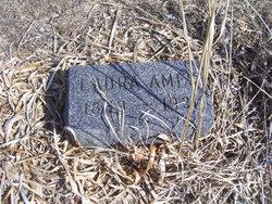 Laura Almina <i>Marsh</i> Ames