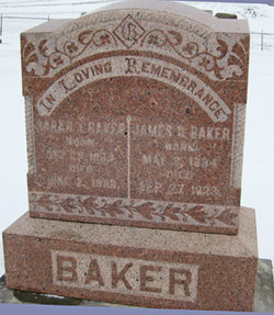 Sarah J <i>Smoot</i> Baker