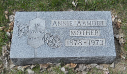 Annie <i>Kittleson</i> Aamodt