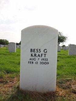 Bess G. Kraft